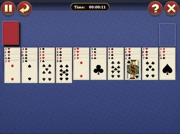 Lucky Spider Solitaire Mac Game