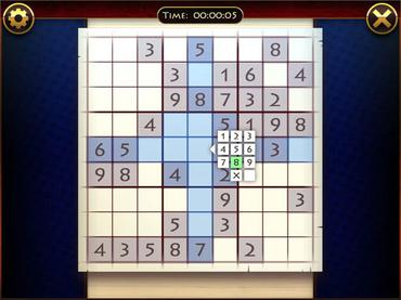 Lucky Sudoku Mac Game