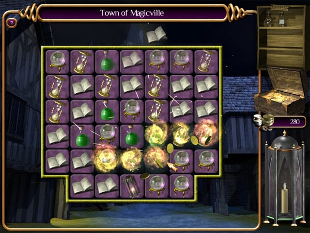 Magicville: Art of Magic Mac Game Screenshot