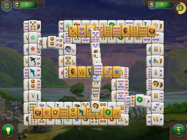 Mahjong Gold Mac Game