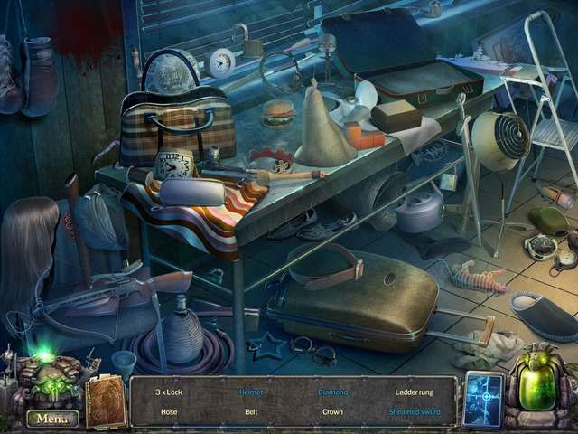 Mysteries of the Undead Mac Game Screenshot