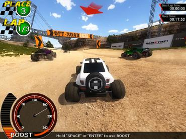 Off-Road Super Racing Mac Game