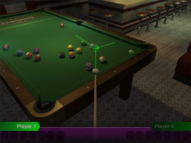 Pool Pro Mac Game Screenshot