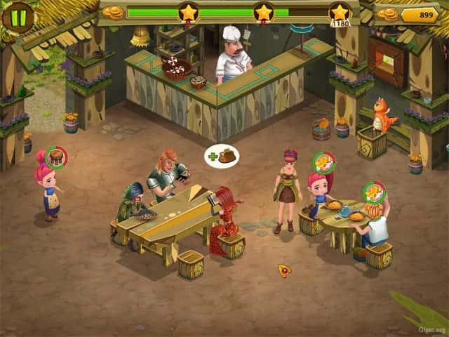 Princess of Tavern Mac Game Screenshot