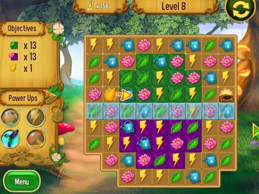 Queen's Garden Mac Game
