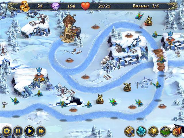 Royal Defense Mac Game Screenshot
