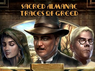 Sacred Almanac: Traces of Greed Mac Game