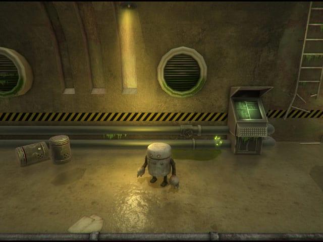 Scrap Garden: The Day Before Mac Game Screenshot