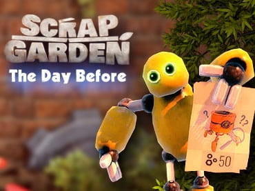 Scrap Garden: The Day Before Mac Game