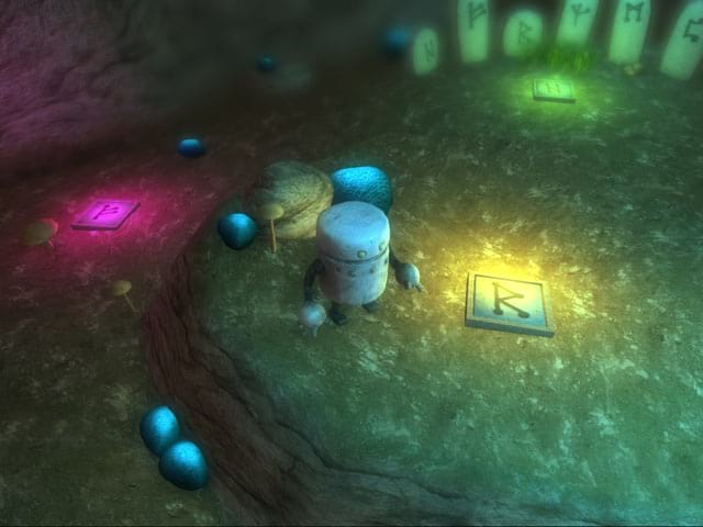 Scrap Garden Mac Game Screenshot