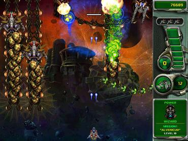 Star Defender 3 Free Mac Game