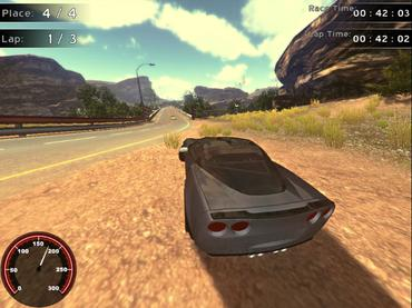 Supercars Racing Mac Game