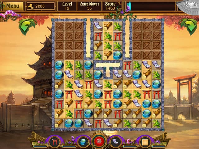 Tales Of The Orient: The Rising Sun Mac Game Screenshot
