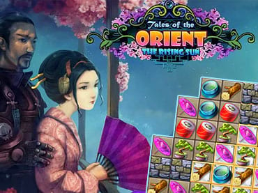 Tales Of The Orient: The Rising Sun Mac Game