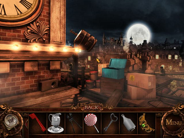 The Others Mac Game Screenshot