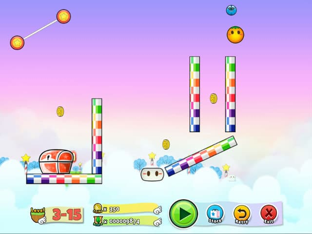 The Rainbow Machine Mac Game Screenshot