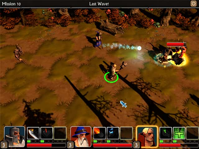 War Legends Mac Game Screenshot