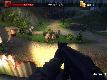 Zombie Apocalypse Mac Game