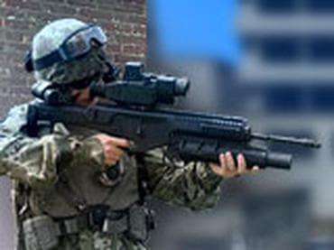 Anti-Terror Force Online Games