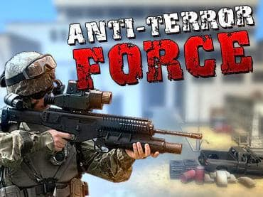 Anti-Terror Force: Recharged Online Games