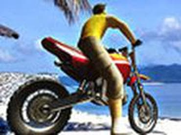 Beach Biker Online Games