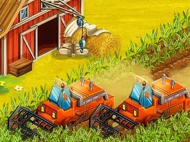 Big Farm Free Online Game