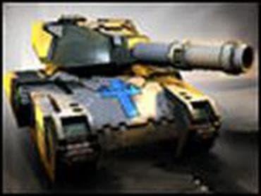 Crusader Tank Online Games