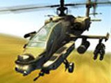 Desert Fire Helicopter Online Games