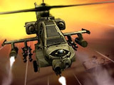 Helicopter Strike Force Online Games