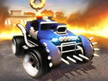Hell Cops: New Dimension Online Games