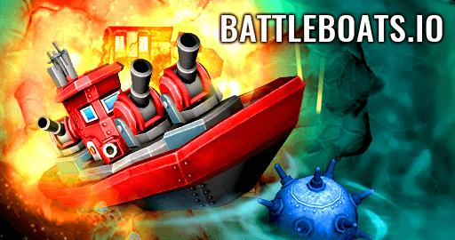 Battleboats.io Online Games