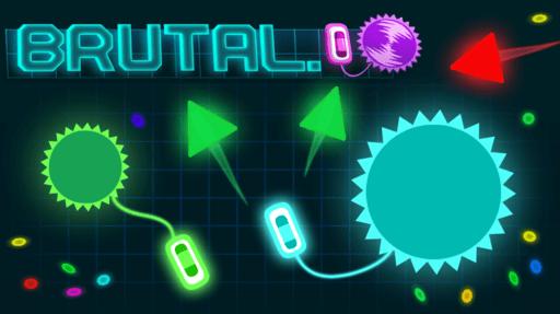 Brutal.io Online Games