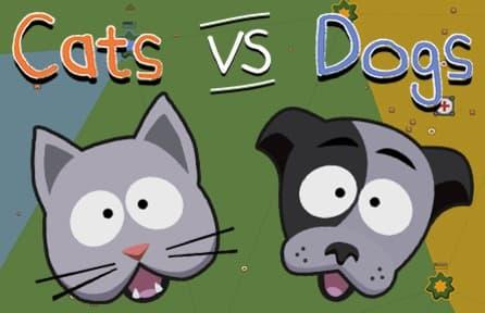 CatsVsDogs.io Online Games
