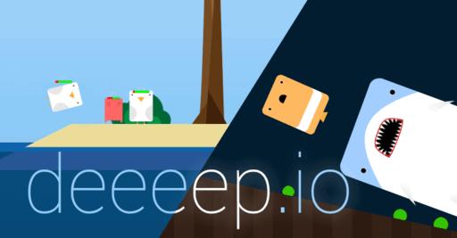 Deeeep.io Online Games