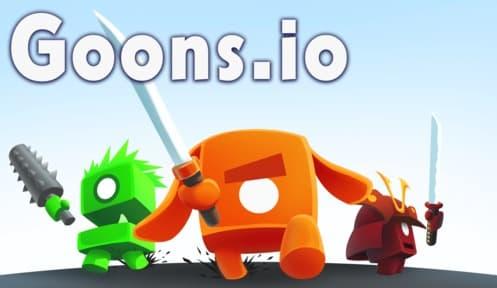Goons.io New Online Games
