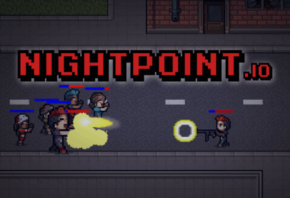 NIGHTPOINT.io Online Games