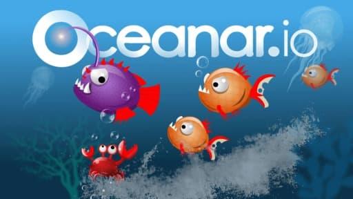 Oceanar.io Online Games