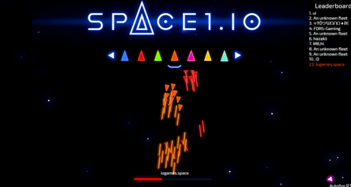Space1.io New Online Games