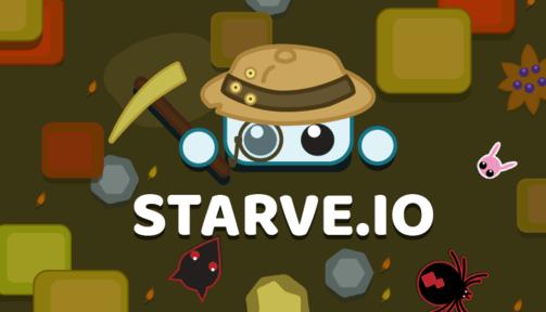 Starve.io Online Games