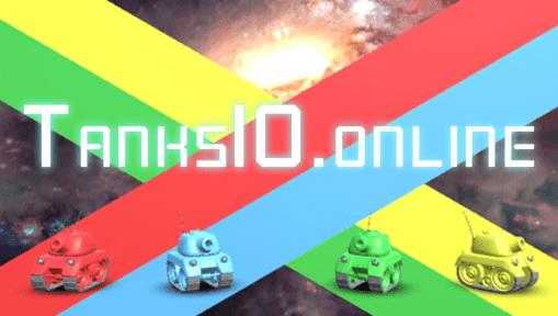 TanksIO.online Online Games