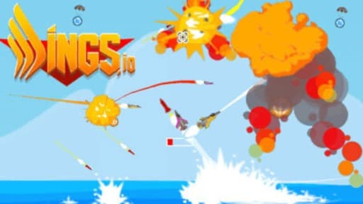 Wings.io Online Games