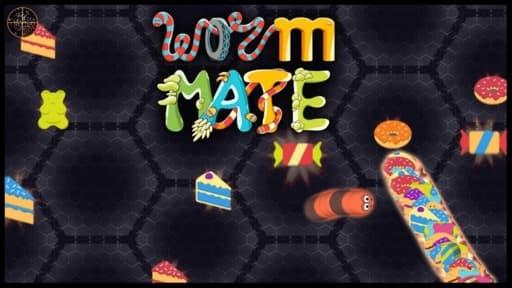 Wormate.io Online Games