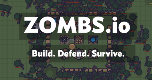 ZOMBS.io Online Games
