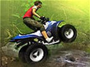 Jungle ATV Ride Online Games