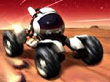 Mars Buggy Online Games
