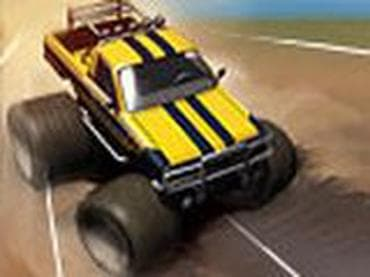 Monster Truck Racing Online Games