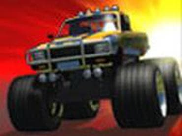 Monster Truck Rampage Online Games