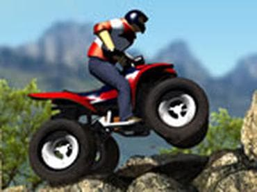 Mountain ATV Online Games