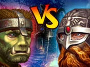 Orcs VS Humans Online Games