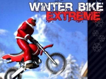 Winter Bike Extreme Free Online Game